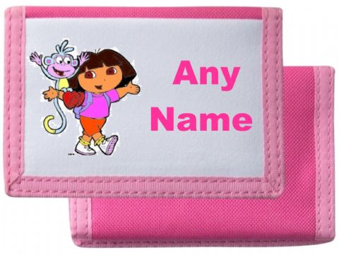 Dora The Explorer Wallet/Purse